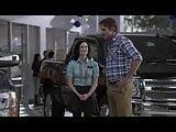 Gorgeous Adorable Queen Amanda Troop In Erotic Naughty TV Ad