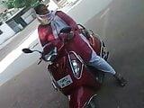 Desi hot babe huge ass captured at ration shop part 2