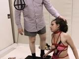 Hot chick is taken in asshole assylum for harsh thera79nOk