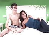 Susana Alcala teaches young Jordi about Anal sex!