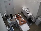 Hidden cameras.Beauty salon,hair removal pussy and ass Asia