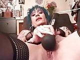 Gothic milf squirt