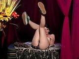 Diana Kolentsova (aida in etv) nude callgirl strip show