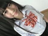 Asian Schoolgirl Booty Tease - FreeFetishTVcom