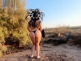 Sex, Soul, and Sun Worship Dance (In The Arizona Desert)