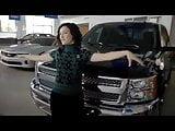 Desirable Sexy Wife Amanda Troop In Flirty Seductive TV Ad