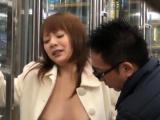 Worshipped Tsubasa Arai enjoys extreme sex