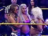 WWE - Alexa Bliss, Emma (Tenille Dashwood) and Dana Brooke