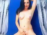 Russian cam babe EroticCat posing nude