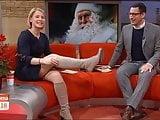 Susan Link zeigt geile Stiefel