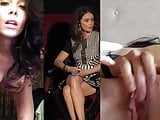 Celebrity Masturbating Leaked Sex Tape Montage