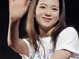 Korean celeb jisoo cute face for cum 2