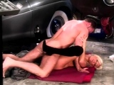 Blonde british pornstar kaz b masturbates public and outdoor