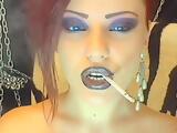 Miss Damariss - smoking