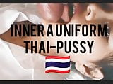 uniform Thai teen Fuck homemade