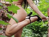 Outdoor X Erotica censored intro - Nude girls outdoors