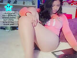 Hollycute private record on 03/02/14 from Cam4