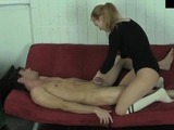 How about permeating the naughty slut in her vag
