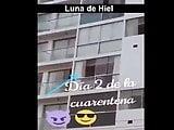Cuarentena en Lima Peru.