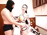 Real German Prostitute Fuck with Client and he let Film it