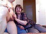 Nina fucks in front of the webcam