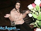 Public Agent Aaeysha gets fucked on Valentines Day