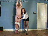 (wish it was just me) Hanging Milking Edging