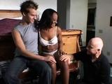 Black Swinger From London Cuckold Love Sex Session