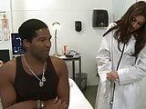 Hot Doctor screwed by Black Bull