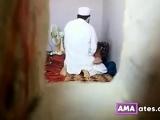 Afghan mullahs sex with a MILF