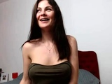 Brea Lynn in Solo clitoris masturbation