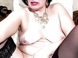 granny doing nasty thing on webcam
