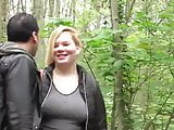 Ugly Wife at Park with Stranger