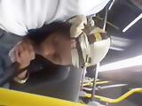 Public Head on the Bus