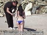 Girls on beach 4